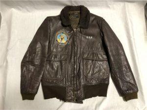 G-1 袖・裾リブ交換181105H