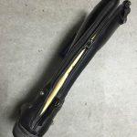 乗馬ブーツファスナースライダー交換・ファスナーエレメント補修160622KT