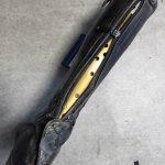 乗馬ブーツ ファスナースライダー交換160703SK