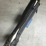乗馬ブーツ ファスナースライダー交換160917KI