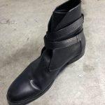 サンローラン ブーツ ステッチ修理190613R